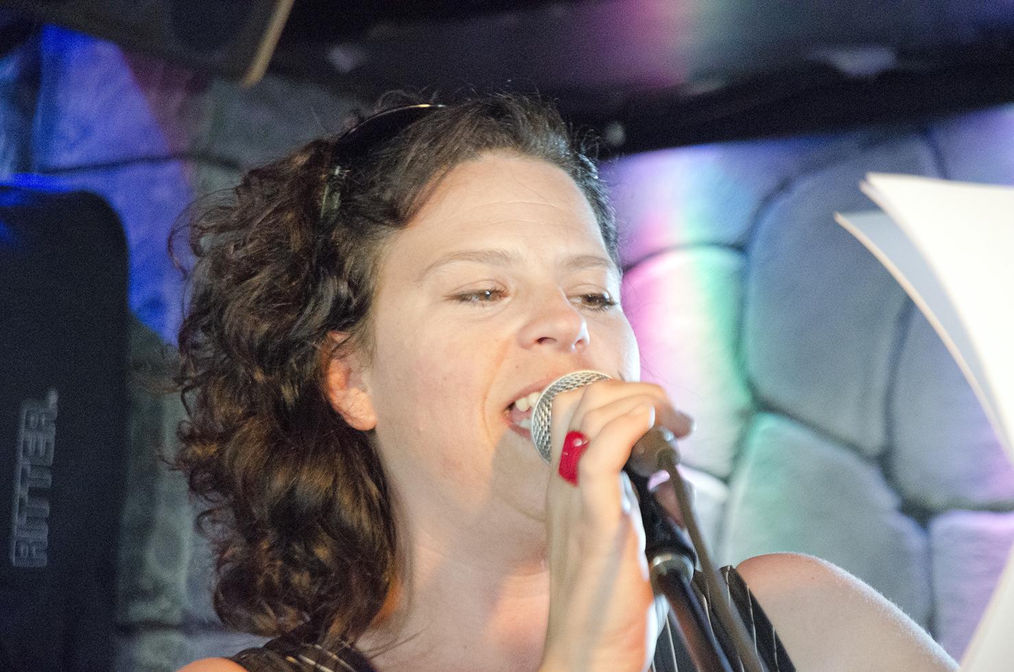 Manon Landry, coordonnatrice des Productions Limoilou en vrac qui organise entre autres Limoilou en musique. - dsc4339-web